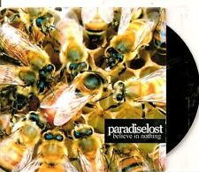 PARADISE LOST Believe In Nothing 5TRACK TOUR PROMO CD