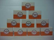LOT OF 10 GLUTATHIONE ORIGINAL 2 TONE WHITENING SOAP