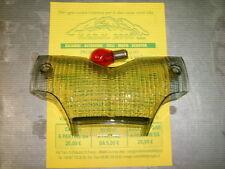PLASTICA FANALE POSTERIORE RUNNER VXR 4T + LAMPADA ROSSA PIAGGIO GG584030