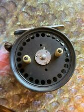 Rare Vintage Hardy Brothers 3 1/4 Inch Silex Number 2 Bait Casting Reel