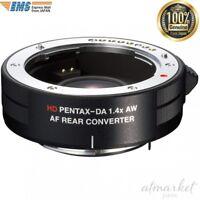NEW RICOH rear converter HD PENTAX-DA AF REAR CONVERTER 1.4×AW 37962 from JAPAN