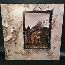 "LED ZEPPELIN LP 33"" GIRI UNTITLED Germany 1971 ATL 50 008 Vinyl Album Rock"