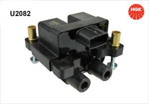 NGK Ignition Coil U2082 fits Subaru Impreza 2.5 (GG), 2.5 RS (GM), WRX 2.5 (G...
