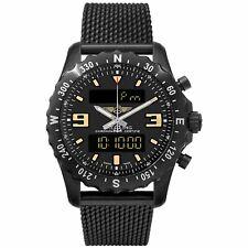 Breitling M7836622-BD39-159M Men's  Chronospace Military Black Quartz Watch