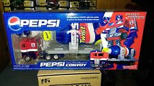 Transformers Optimus Prime  Convoy Pepsi Takara  New