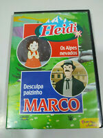 Heidi + Marco Serie TV Volumen 6 - DVD Region 2 Portugues