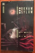 ARKHAM ASYLUM Serious House On Serious Earth & LIVING HELL comic lot of 2