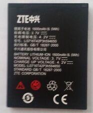 GENUINE ZTE Battery 1600mAh for ZTE Warp Sequent Grand X ++ Li3716T42P3h594650