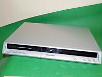 PANASONIC DMR-EZ25 DVD Recorder Silver DVD-RAM/DVD-R HDMI Freeview SD Slot