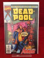 Deadpool #10 1997 Marvel Comics Great Lake Avengers