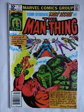 Man-Thing #11   High Grade VF+   Dr. Strange   Thog the Netherspawn   Last Issue