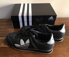 Men's Adidas Performance Running Shoe US 10.5 Black White Metal