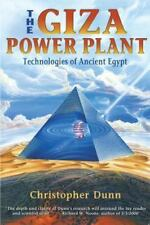 The Giza Power Plant: Technologies of Ancient Egypt (Paperback or Softback)
