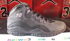 Nike Air Jordan Retro 10 CDP sz 12 X dmp xi iv iii bin23 ovo xiii trophy room xv