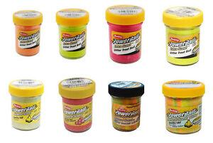Berkley PowerBait Select Trout Bait Glitter Scent 50g Fishing