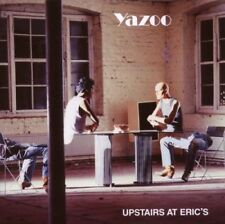 YAZOO - UPSTAIRS AT ERIC'S-REMASTERED  CD 11 TRACKS SYNTHIE POP NEU