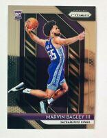 2018-19 Prizm Marvin Bagley III RC #181, Kings Rookie!