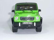 Mercedes-benz g 63 g63 AMG w463 aliengreen Crazy Colour 1:18 GT-Spirit Dealer
