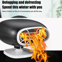 2 In 1 300W Car Auto Cigarette Lighter Heater Cooling Fan Defroster Demister 12V