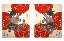 Asian ShiShi Foo Dog Art Prints