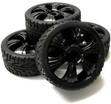 Neumáticos, llantas y bujes neumáticos para vehículos de radiocontrol 1:8 y Universal
