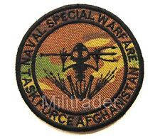 US (Navy Seal) Naval Special Warfare Task Force Afghanistan Patch (MulitCam)