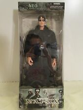 """The Matrix ~ 12"""" NEO with accessories ~ NEW"""