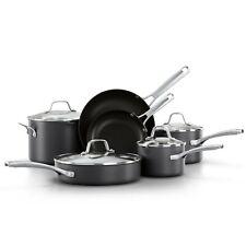 Calphalon Classic 10-pc. Hard-Anodized Aluminum Nonstick Cookware Set