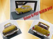 Ford Taunus P2  Exclusiv für POST MUSEUM SHOP  NEO  1:43  OVP