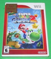 Super Mario Galaxy 2 Nintendo Wii Factory Sealed