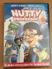 The Nutty Professor DVD Animated Version, Jerry Lewis BRAND NEW SEALED