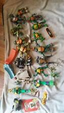 Tmnt Ninja Turtles Huge Lot Action Figures