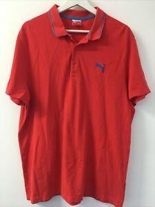 puma polo shirt Size XL