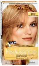 LOreal Superior Preference - 8 Medium Blonde (Natural) 1 Each (Pack of 2)