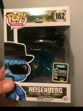 Funko Pop Heisenberg Crystal blue Sdcc 2015