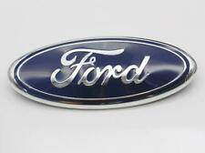 "FORD TRANSIT FRONT GRILLE BLUE OVAL BADGE BONNET EMBLEM 9"" 2006-2014 MK6 MK7"