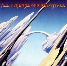 2 CD Yes, Friends And Relatives* – Yes, Friends And Relatives EU 1998 EAGLE REC