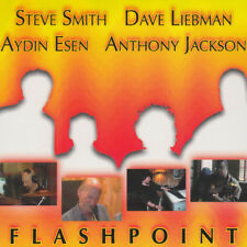 Steve Smith, Dave Liebman, Aydin Esen & Anthony Jackson : Flashpoint CD (2005)