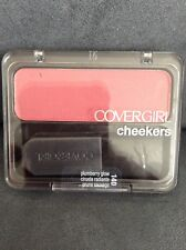 Covergirl Cheekers #140 Plumberry Glow Blush .12 Oz - Brand New