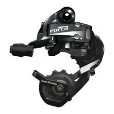 2018 SRAM Force 22 Road Bicycle 11 Speed Rear Derailleur Short Cage, New