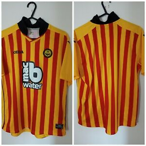 Partick Thistle Joma Home Football Shirt Size Youths medium 2014-15