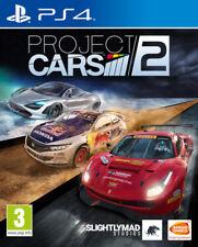 Proyecto cars 2 PS4 * NUEVO PRECINTADO PAL *