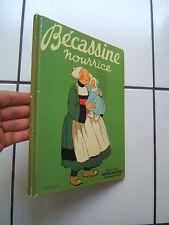 PINCHON / BECASSINE NOURRICE  / GAUTIER LANGUEREAU 1955