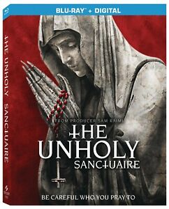 THE UNHOLY (2021) [ Blu-ray + Digital] New  Ships on June 22