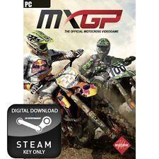 MXGP il funzionario MOTOCROSS Videogioco PC STEAM KEY