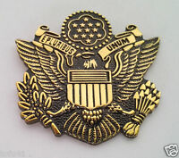 UNITED STATES SEAL  Military Hat Pin 15662 HO