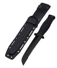 Coast Fixed Raptor Tactical Field Knife Fixed Blade w/ Kydex Sheath CUS100CP