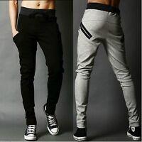 New Men's Sweatpants Sport Sweat Pants Hip Hop Dance Trousers Slacks Jogger