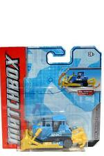 2012 Matchbox Real Working Rigs MBX Bulldozer