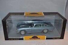 Chrono H1003 Aston Martin DB5 1963 Metallic ice blue 1:18 mint in box